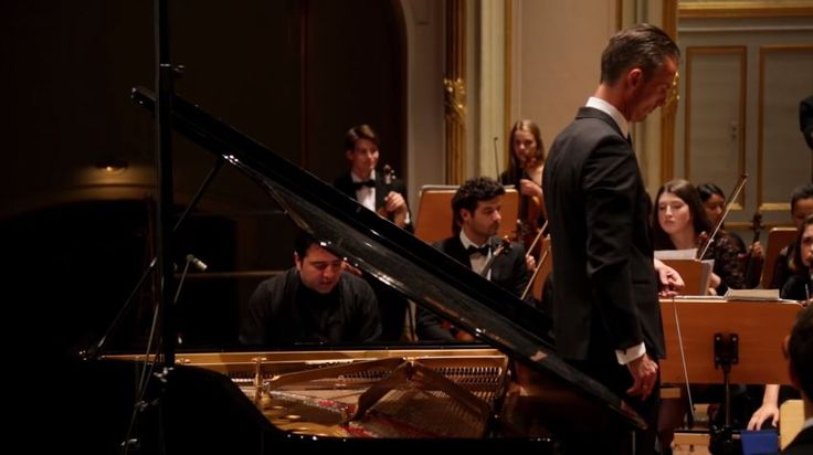 George Gershwin: Rhapsody in Blue & Summertime – Fazıl Say, Junge Norddeutsche Philharmonie, Alexander Shelley (HD 1080p)