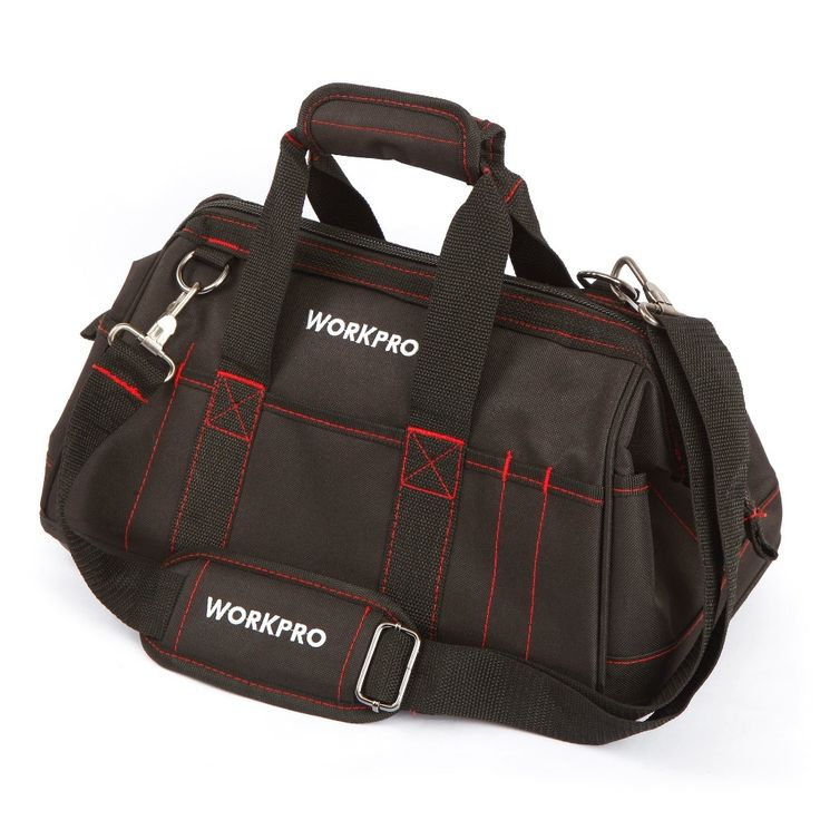 "19.59$  Watch now - http://alifob.shopchina.info/1/go.php?t=32483992334 - ""WORKPRO 16"""" WaterProof Tool Bags Tools Organizer Electrician Tool Kits Bag""  #buyonline"