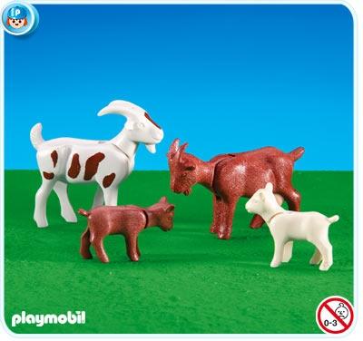 Playmobil Goat Family $4.99