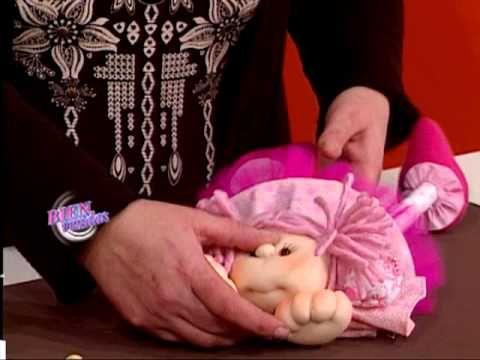 264 - Bienvenidas TV - Programa del 04 de Julio de 2013 muñeca soft
