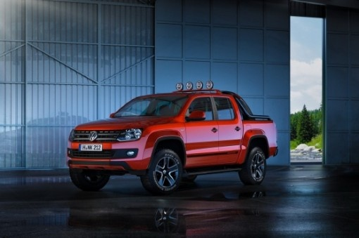 2013 VW Amarok Canyon