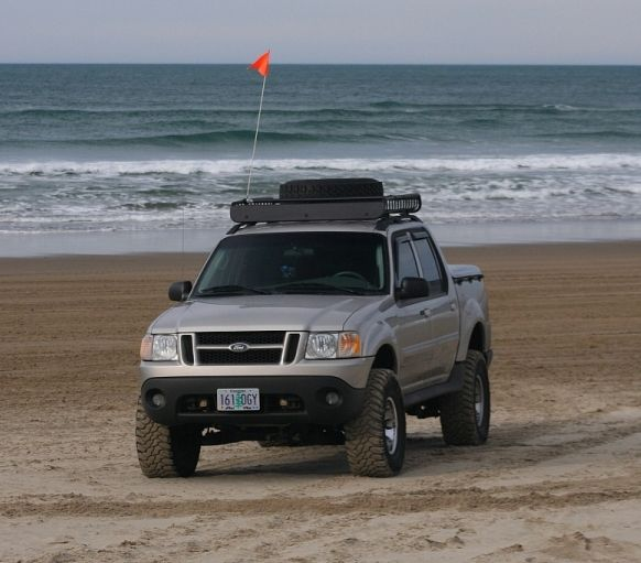 "lifted sport trac | lived in Oregon. It's an 05 Explorer Sport Trac 4x4, with a 3"" lift ..."