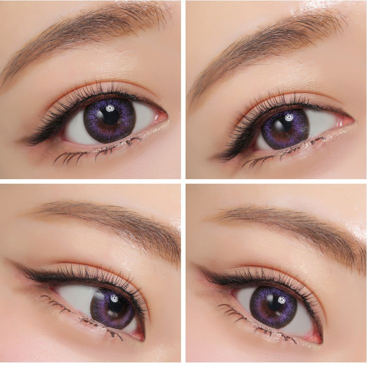 Color Contacts for Astigmatism Colored contacts, Circle