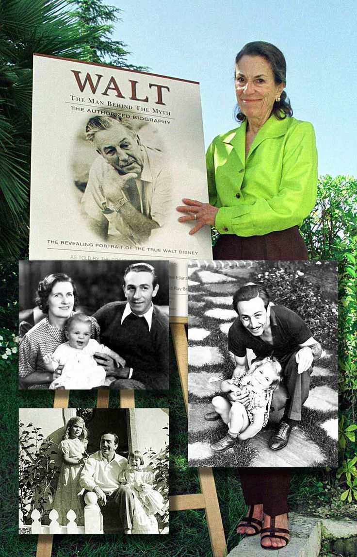 ♥ Diane Disney Miller (December 18, 1933 - November 19, 2013) was the elder & only biological daughter of Walt & Lillian Disney.