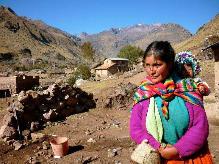 Inclusive and sustainable model for tourism in Valle Sagrado de los Incas