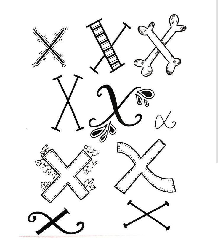 X letra