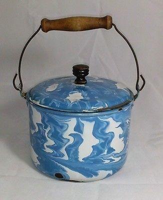 graniteware berry pail