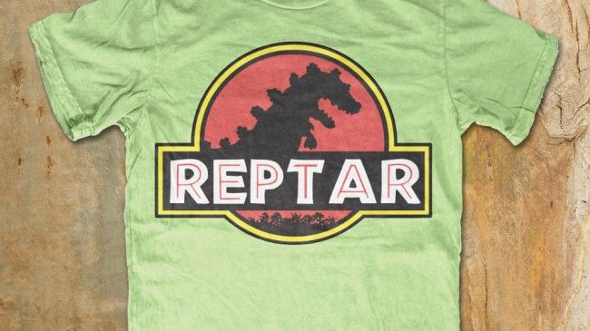 Legit Reptar shirt