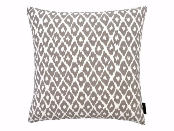 Subtle Ikat  45 x 45cm cushion. 100% Cotton Very versatile small scale print pattern  A beautiful design that is eye catching and yet subtle. If you're loo...