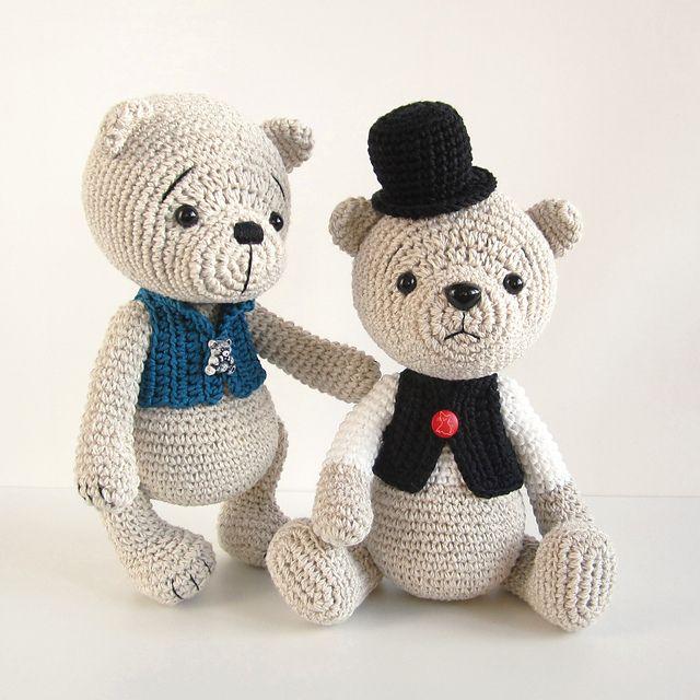 Amigurumi Top Hat Pattern : 40 best images about Kristi Tullus Creaties on Pinterest ...