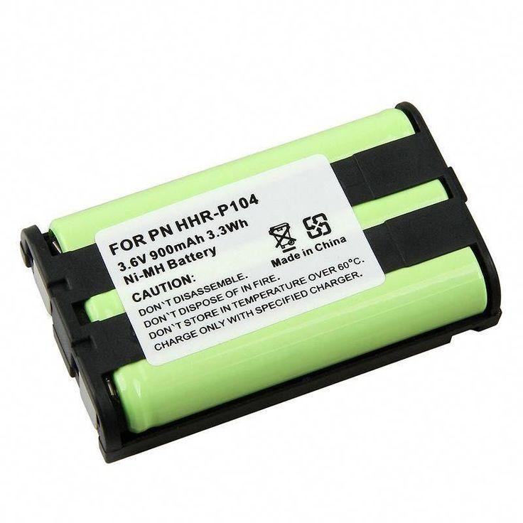 Battery Reconditioning Winnipeg Batteryrecon Info 3415488440 Reconditionoldbatteries Cordless Phone Phone Battery Panasonic