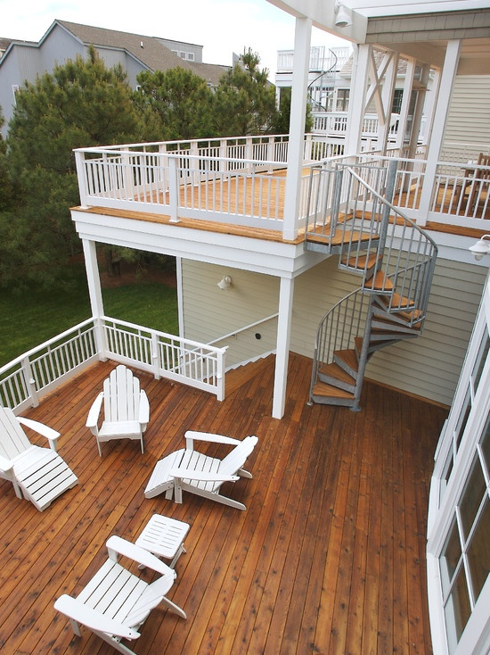 219 Best Images About Decks On Pinterest Wood Decks