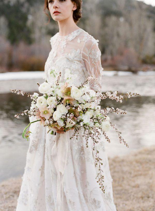 Inspiração para casamento orgânica e natural: uma perfeição!