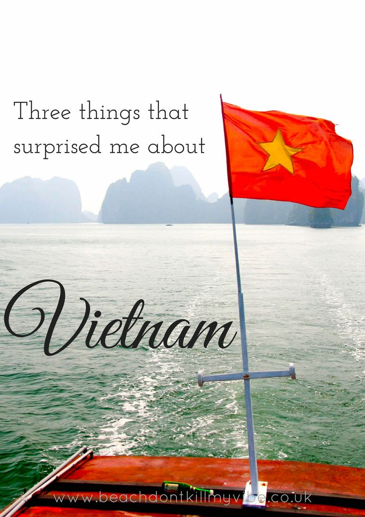 Vietnam wasn't exactly what I expected when I first arrived, here are 3 things which stood out!  #vietnam #solotravel #backpacking #asia #femaletravel