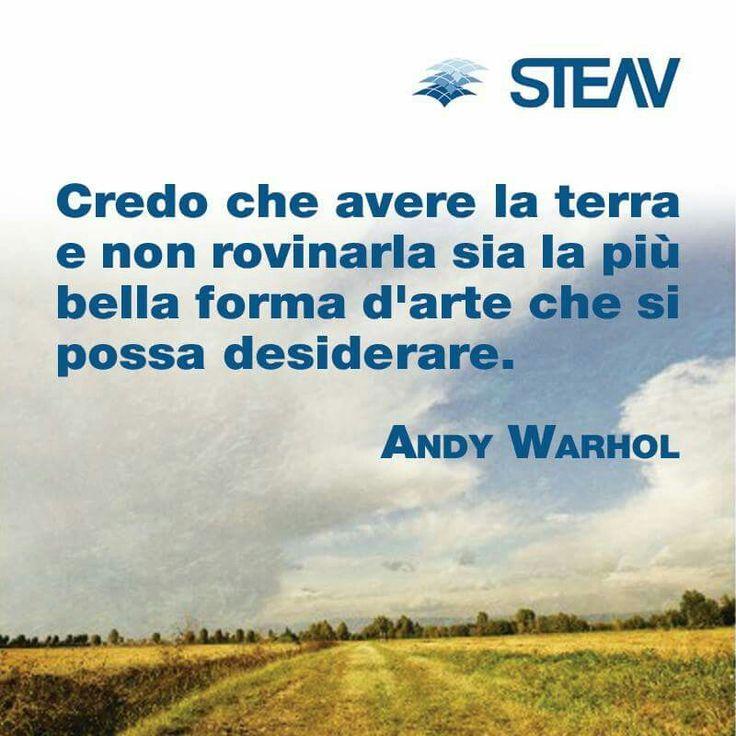 #GiornataDellaTerra #EarthDay L'impegno di STEAV per l'ambiente e il territorio | http://bit.ly/1Hk25yr