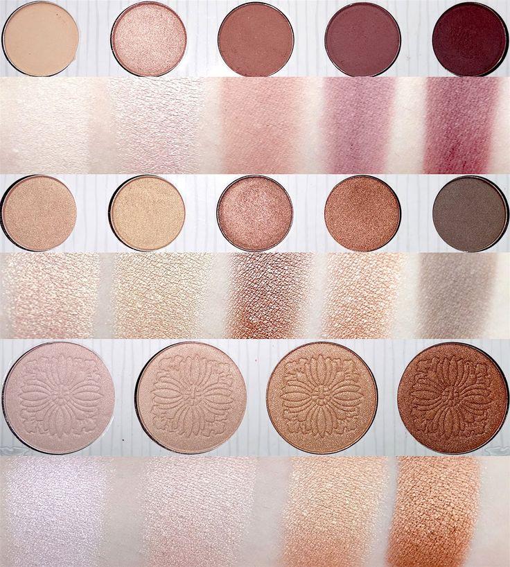 Carli Bybel X Bh Cosmetics 14 Color Eyeshadow