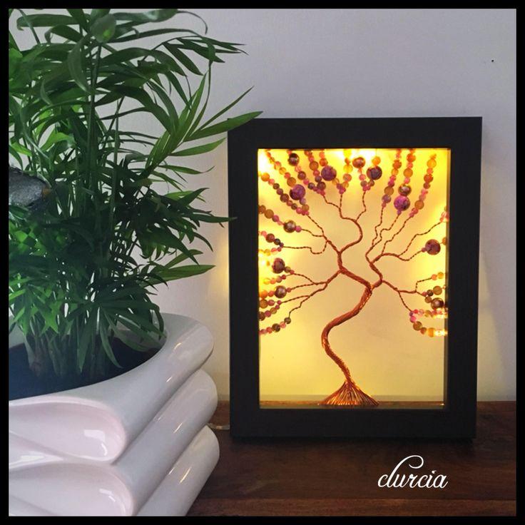 Le chouchou de ma boutique https://www.etsy.com/fr/listing/533604446/arbre-de-vie-encadre-lumineux