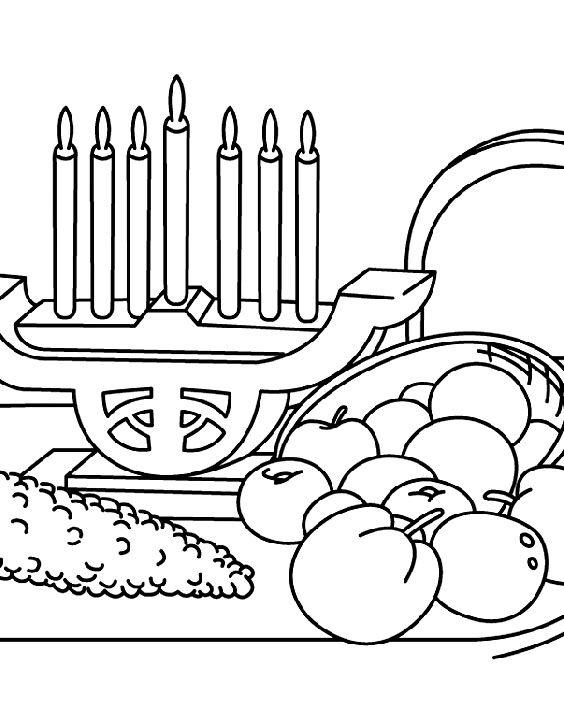 Kwanzaa Along With Food Coloring For Kids | KWANZAA ...
