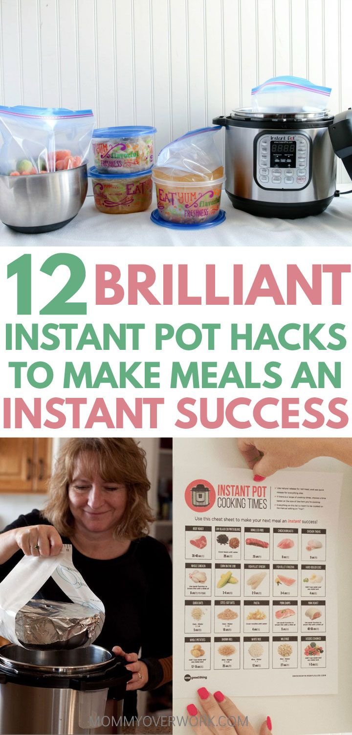 I want to make good use of my instant pot but have trouble with changing my recipes. This post taught me how to do that and also clean it. I thought the stench was there to stay but glad to find a natural way (actually two ways) to clean it! I tried both and they worked! Oh, and loved the aluminum foil idea! #instantpot