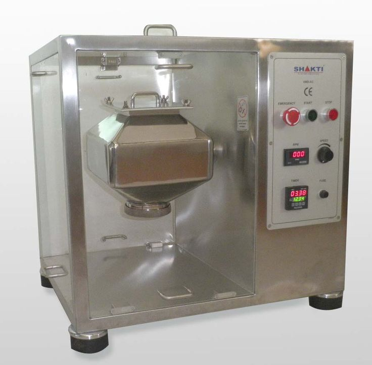Mini Octagonal Blender Lab Model GMP - Shakti Octagonal Blender an efficient and versatile blending process for mixing and lubrication for the most delicate & fragile free flow products like powder or dry granules homogeneously. It can be used for pharmaceutical, food, chemical and cosmetic products etc.