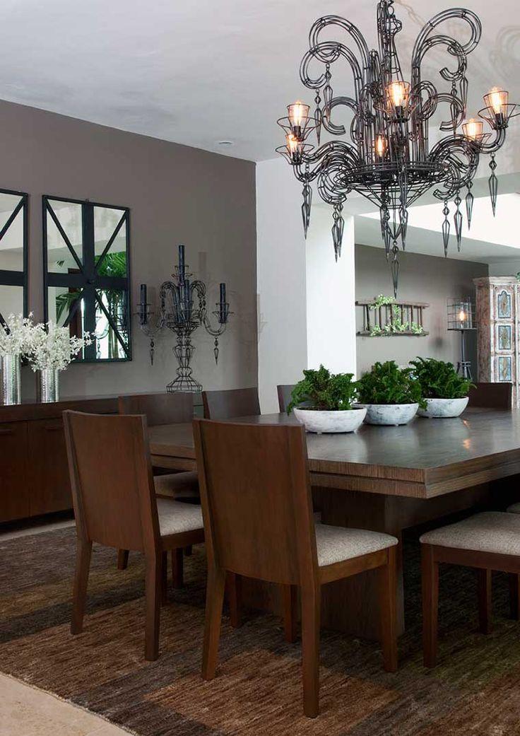 Proyectos dise o de interiores mariangel coghlan for Decoracion de interiores comedores modernos