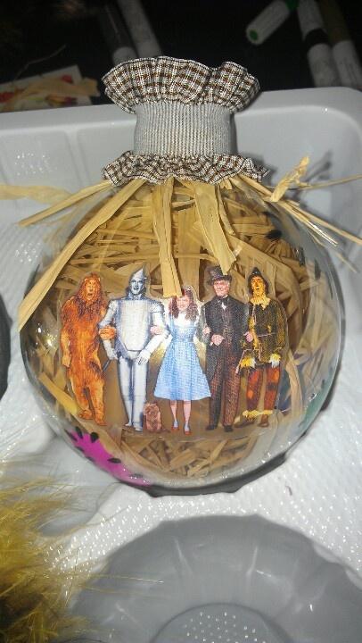 Scarecrow - wizard of oz