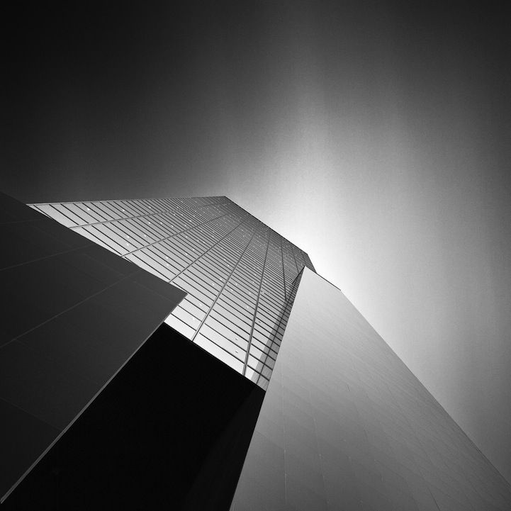 Stunning photos of modern architecture by joel tjintjelaar