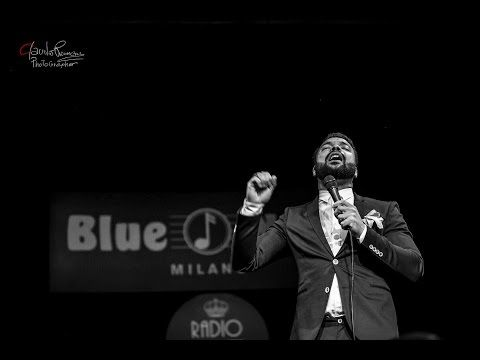 Myles Sanko; 'My Inspiration' - recorded live at the Blue Note Milano.