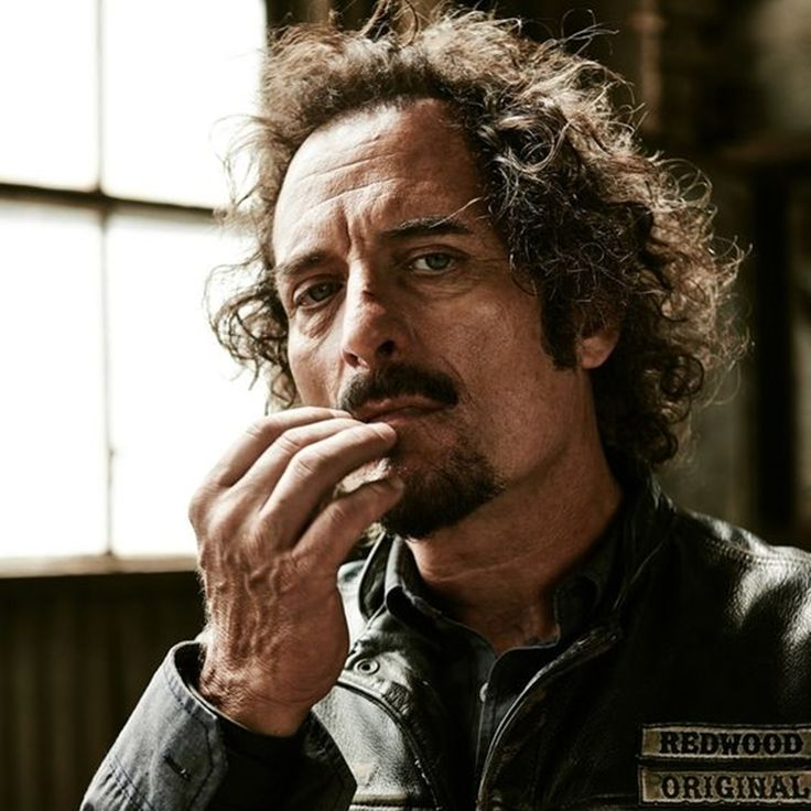 # Sons of Anarchy # Alexander Trager # Tig # Kim Coates
