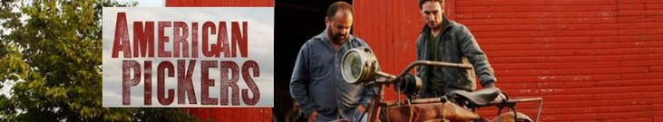 American Pickers S07E42 Have Yourself a Merry Pickers Christmas 720p HDTV x264-DHD