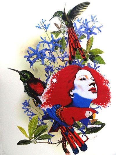 Ilustrador da Música Popular Brasileira - design - Revista Wide