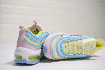 huge discount a1196 9c037 Women Nike Air Max 97 Pink blue