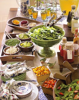 Make your own salad bar!