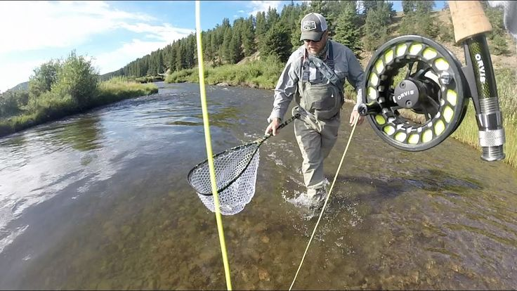 Fly Fishing for Trout in Colorado