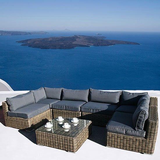 garden furniture sofa sets