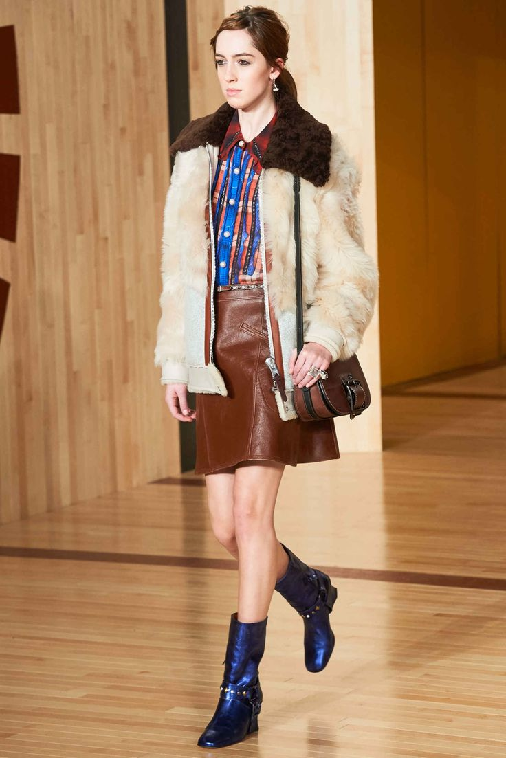 Coach Has All the Coats You'll Want to Wear Next Fall - Fashionista