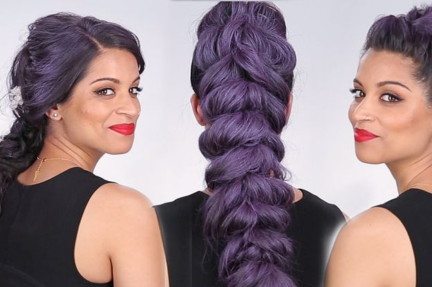 Youtube Superstar Lilly Singh Collaborated With Buzzfeeds Top Knot