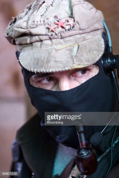 Zapatista rebel leader Subcomandante Marcos smokes a pipe du Pictures   Getty Images