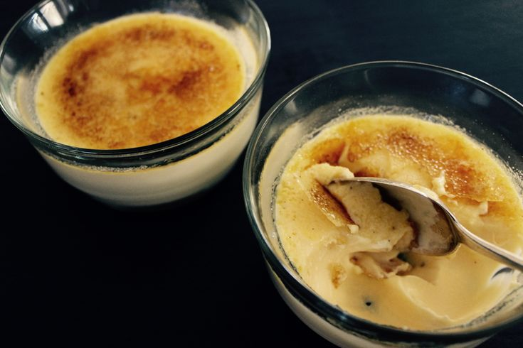 The BEST and EASIEST Creme Brûlée recipe ever. www.cookfasteatslow.com