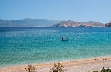 Beach & Pool - Camping Zablace | Camping Adriatic