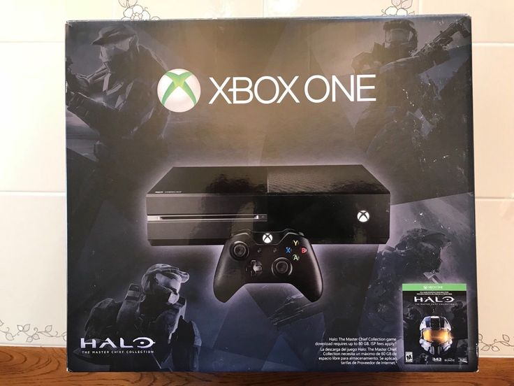 Xbox One Halo Edition. With many, many extras. Less than 5 hrs. play time. : $90.00 (0 Bids) End Date: Thursday Nov-23-2017 17:21:06 PST…