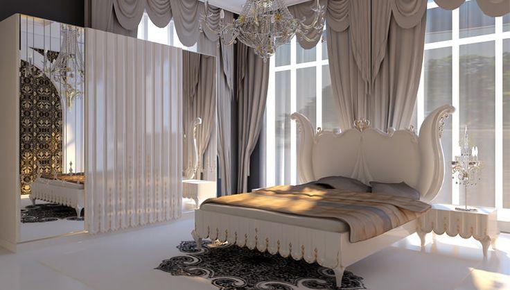Belleza Yatak Odası Takımı