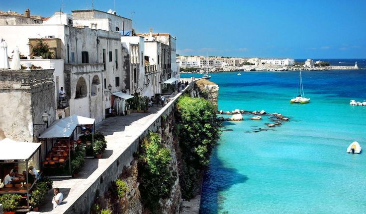 Best small towns to visit in Italy - Otranto - Otranto is a town in the Province of Lecce, aoulia, and it is located on the east coast of the Salento peninsula. Visit The Castello Aragonese (Castle), the Cathedral and the Catacombs.