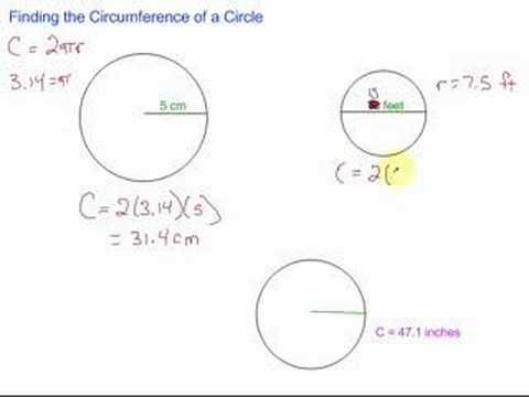 62 best Math: Circumference, Area, and Volume images on