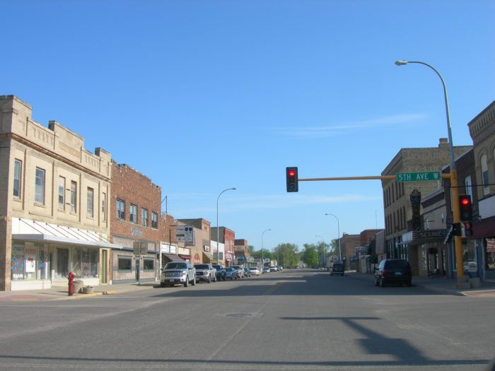 The Tiny Town In North Dakota With The Most Scrumdiddilyumptious Restaurants With Images North Dakota Towns Dakota