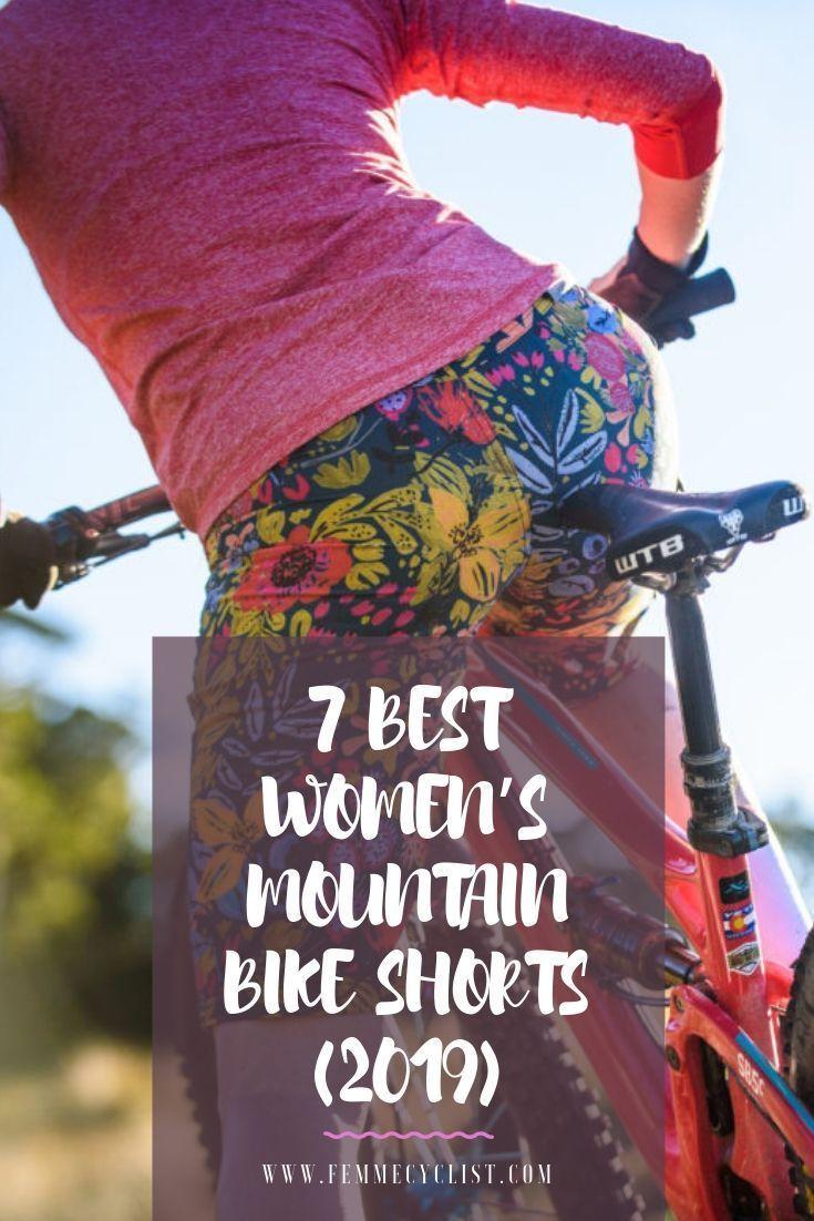 7 Best Women S Mountain Bike Shorts With Images Mountain Bike
