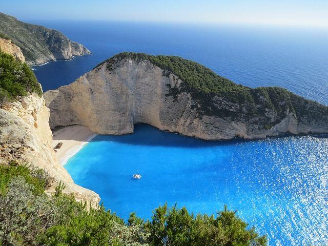 Playa de Elafonisi, Elafonissi, Grecia - mejores playas del mundo para el verano
