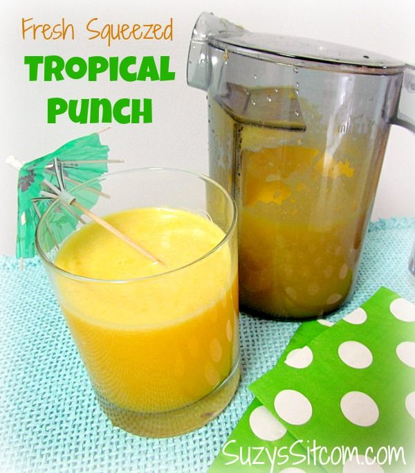 big boss juicer review fresh squeezed tropical punch