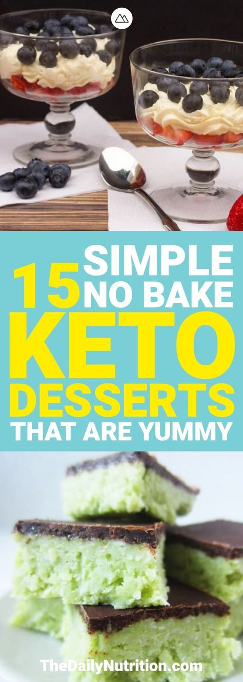 Keto desserts are a great way to stay on track with the ketogenic diet but keeping you in ketosis while enjoying a treat.