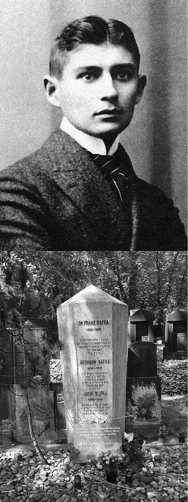 A biography of franz kafka the german language writer of novels